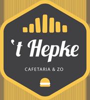 Logo Cafetaria 't Hepke